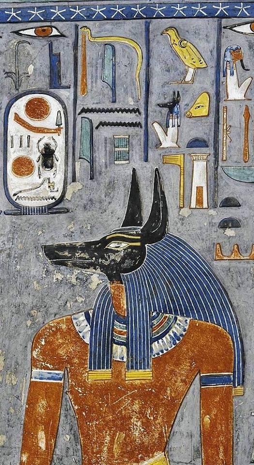 Les mystères des hiérophantes d'Egypte